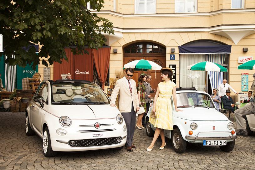 Fiat 500 świętuje 60. urodziny /