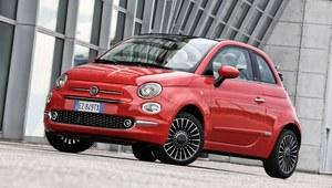 """Fiat 500 w """"nowej"""" odsłonie"""