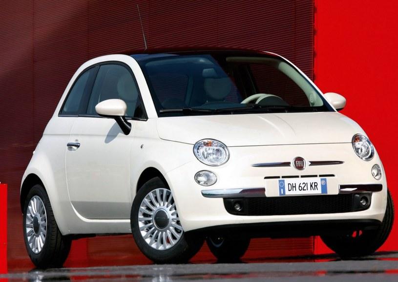 Fiat 500 z roku 2008 /