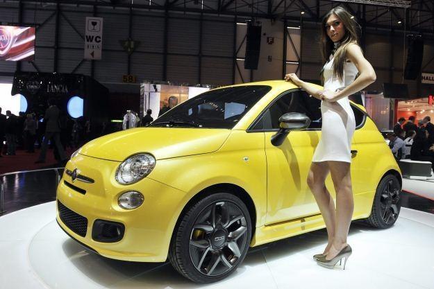 Fiat 500 Zagato /PAP/EPA