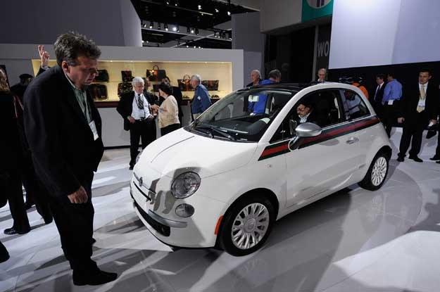 Fiat 500 /AFP