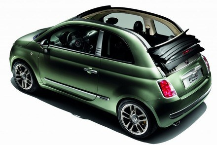 Fiat 500C by Diesel /