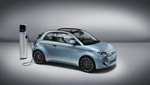 Fiat 500e - nowa generacja tylko elektryczna