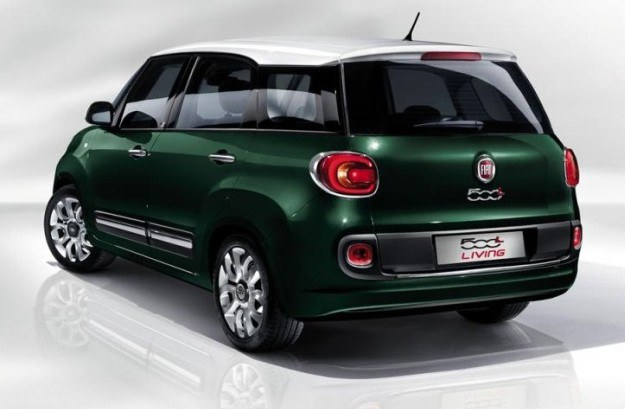 Fiat 500L Living /