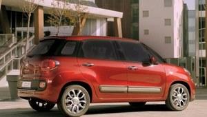 """Fiat 500L - """"pięćsetka"""" w rozmiarze L"""