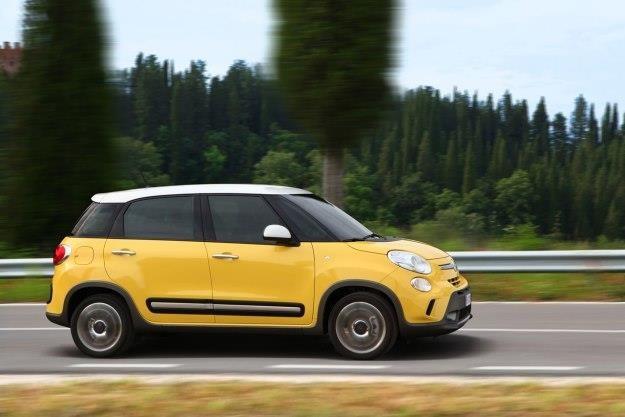 Fiat 500L Trekking /