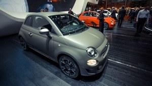 Fiat 500S - sportowy duch