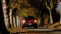 Fiat 500X na filmie...