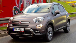 Fiat 500X Off-Road Look 1.4 Multiair AT9 AWD Cross Plus - test