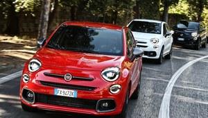 Fiat 500X Sport - crossover lekko zadziorny