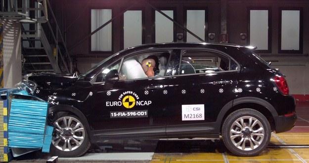 Fiat 500X /Euro NCAP