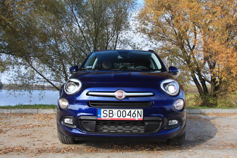Fiat 500X /INTERIA.PL
