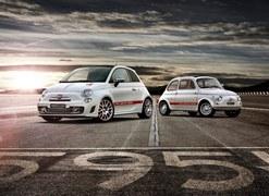 Fiat 595 Abarth 50th Anniversary (2014)