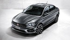 Fiat Aegea oficjalnie zaprezentowany