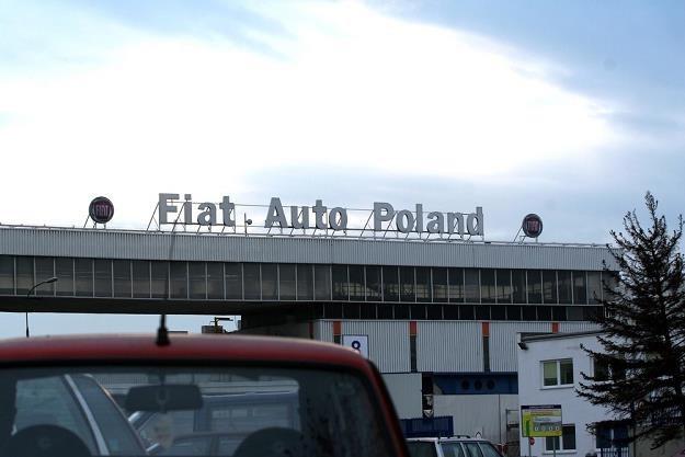 Fiat Auto Poland w Tychach. Fot. Tomasz Barański /Reporter