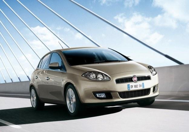 Fiat Bravo - piękny kompakt za jedyne 43 090 zł. /