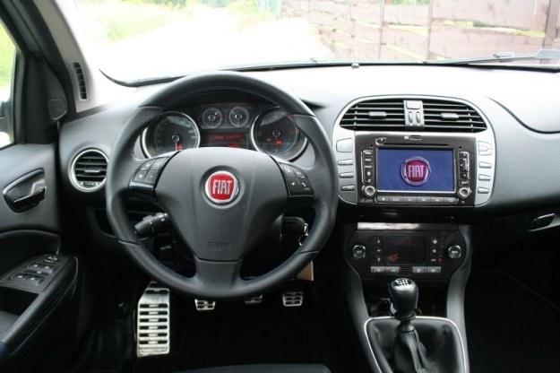 Fiat bravo /INTERIA.PL