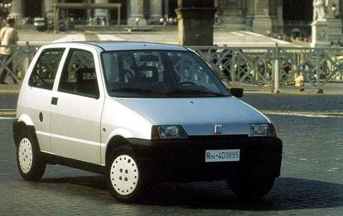 Fiat Cinquecento /