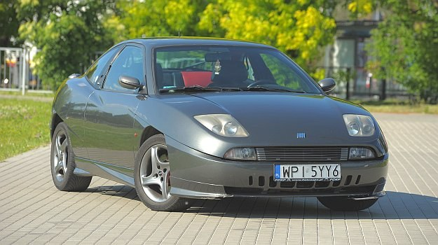 Fiat Coupe /Motor