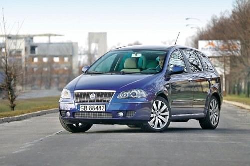 Fiat Croma II (2005-2010) /Motor