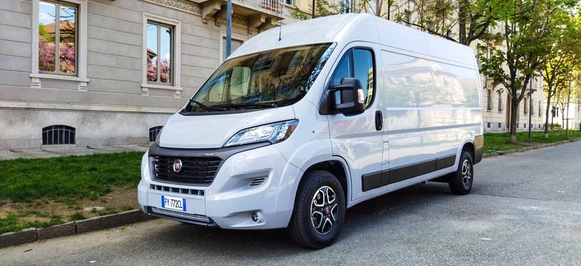 Fiat e-Ducato /