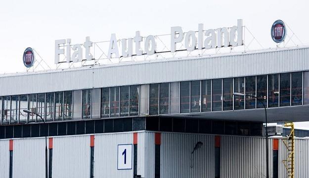Fiat fabryka Fot. Marek Kuwak /Reporter