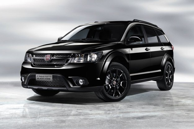 Fiat Freemont Black Code /