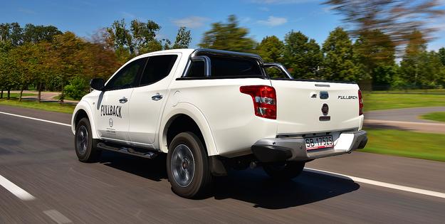 Fiat Fullback /Motor