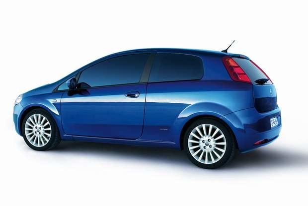 Fiat Grande Punto / Kliknij /INTERIA.PL