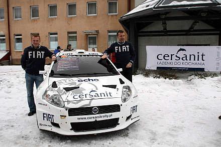 Fiat grande punto s2000 / kliknij /INTERIA.PL