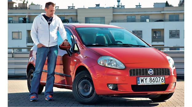 Fiat Grande Punto /Motor
