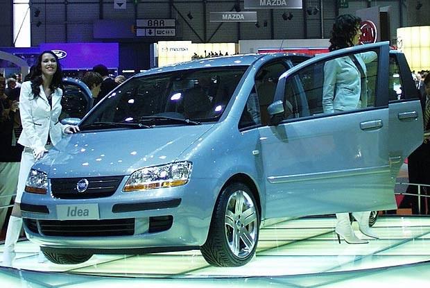 Fiat Idea (kliknij) /INTERIA.PL