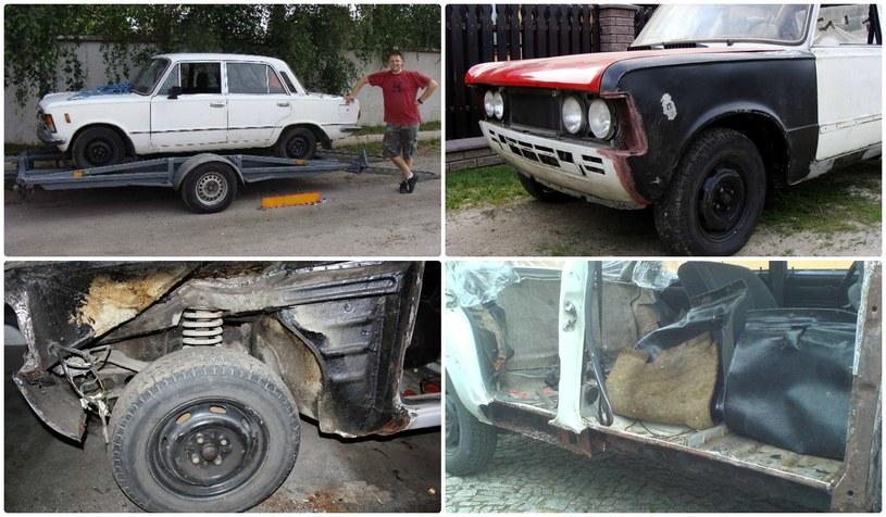 Fiat kosztował 500 złotych. Ale to był dopiero początek wydatków... /wpt1313.pl /materiały prasowe