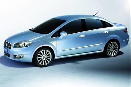 Fiat linea / Kliknij /INTERIA.PL
