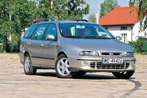 Fiat Marea (1996-2003) /Motor