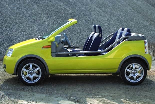 Fiat Marrakech (kliknij) /INTERIA.PL