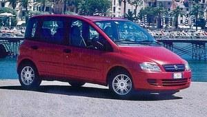 Fiat Multipla po liftingu - pierwsza jazda - powrót do normalności