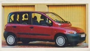 Fiat Multipla - test