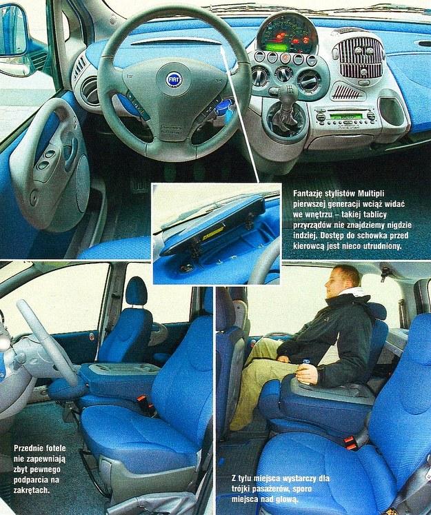 Fiat Multipla /Motor