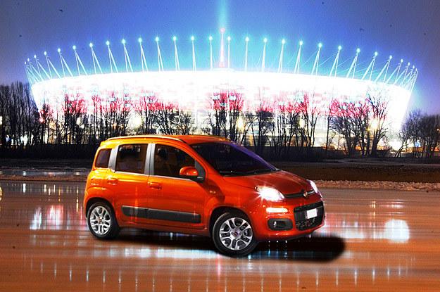 Fiat na Narodowym... /poboczem.pl