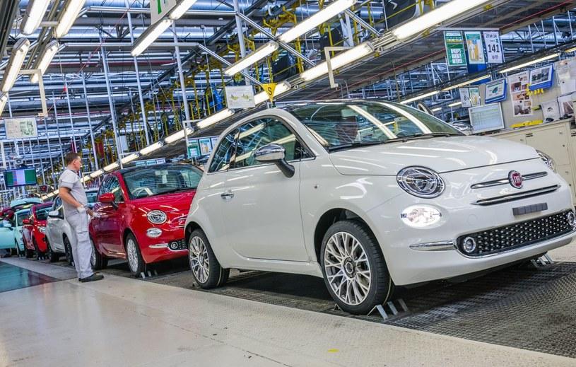 Fiat nie jest już największym producentem samochodów w Polsce /