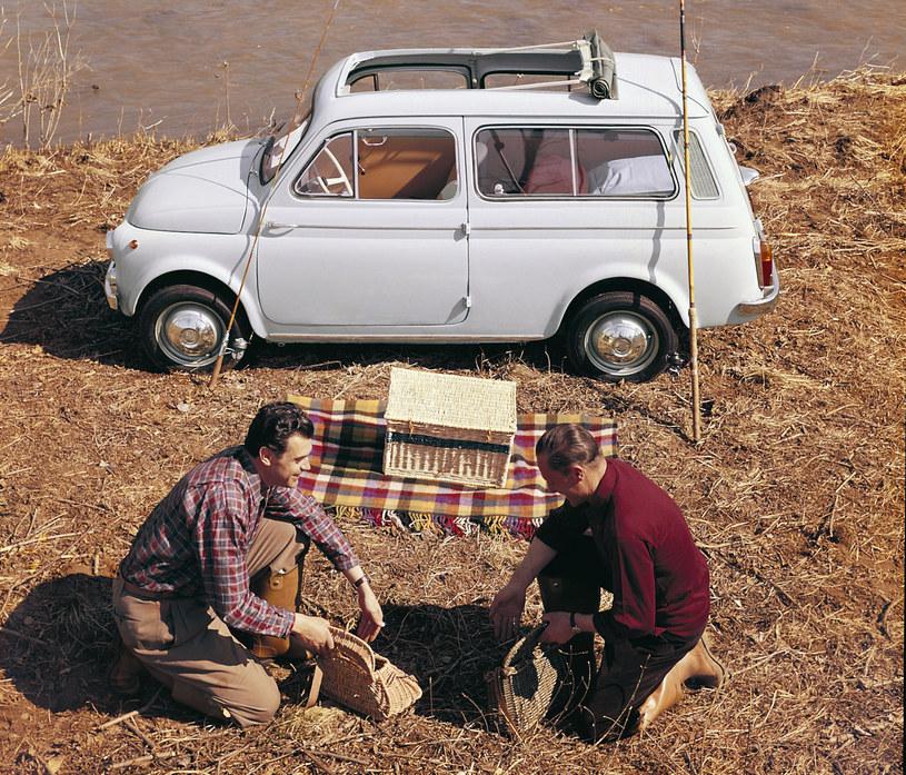 Fiat Nuova 500 /materiały prasowe