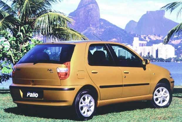 Fiat Palio (kliknij) /INTERIA.PL
