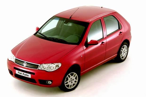 Fiat palio / Kliknij /INTERIA.PL