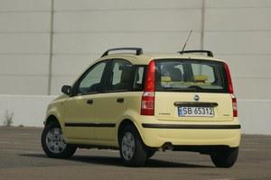 Fiat Panda (2003-2012) /Motor