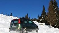 Fiat Panda 4x4. Idealny na śnieg