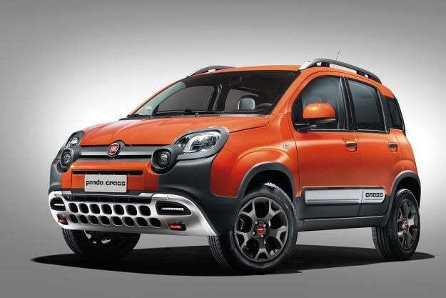 Fiat Panda Cross /