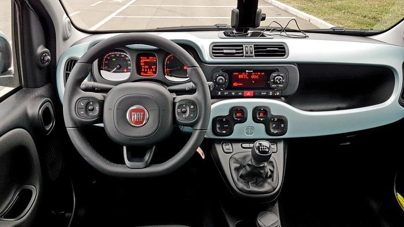 Fiat Panda Hybrid /INTERIA.PL