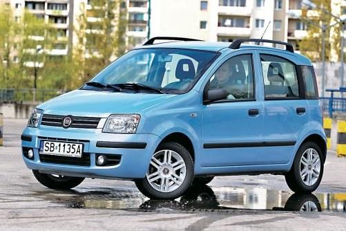Fiat Panda II (2003-2012) /Motor