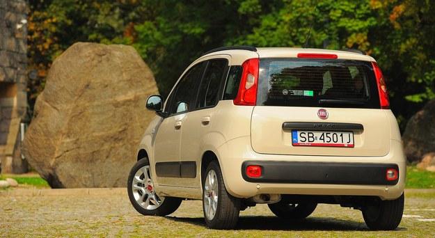 Fiat Panda III /Motor